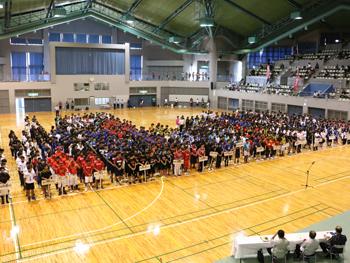 第25回沖縄県専修学校各種学校総合体育大会兼九州ブロック大会沖縄県予選