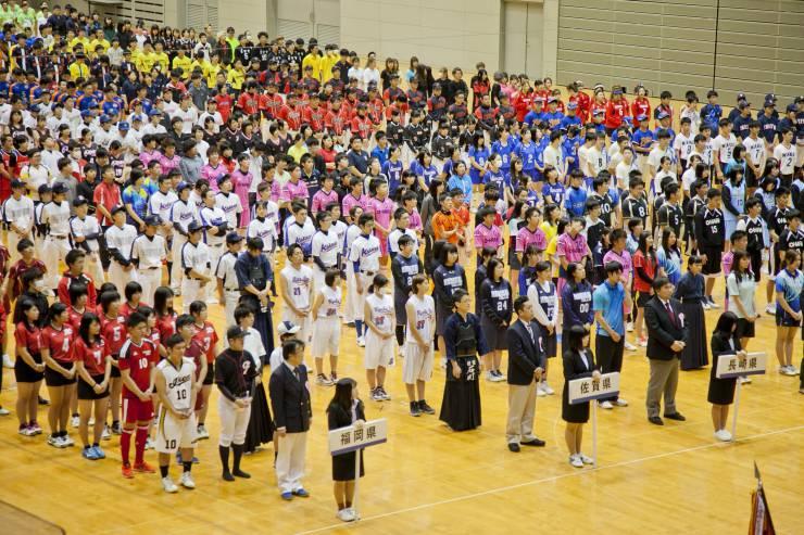 第39回九州ブロック専門学校体育大会(大分大会)